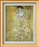 Adele Block Bauer Plakater af Gustav Klimt