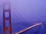 Golden Gate Bridge San Francisco Bay Prints by  Nosnibor137
