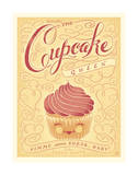 Cupcake Queen Prints by  Anderson Design Group