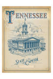 Tennessee State Capitol Poster by  Anderson Design Group