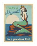 Mermaid Prints by  Anderson Design Group