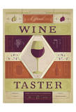 Official Wine Taster Prints by  Anderson Design Group