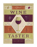 Official Wine Taster Posters by  Anderson Design Group