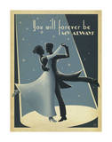 You Will Forever Be My Always Prints by  Anderson Design Group