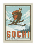 Sochi, Russia Prints by  Anderson Design Group