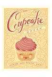 Cupcake Queen Posters by  Anderson Design Group