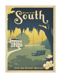 Welcome to the South Kunst von  Anderson Design Group