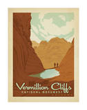 Vermillion Cliffs National Monument Prints by  Anderson Design Group