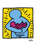 Pop Shop Prints by Keith Haring