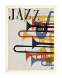 Jazz Posters by  Anderson Design Group
