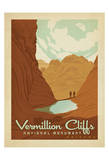 Vermillion Cliffs National Monument Print by  Anderson Design Group