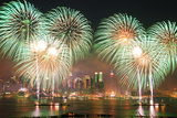 New York City Fireworks Photo by Songquan Deng