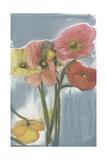 Poppy Spray II Print by Jennifer Goldberger