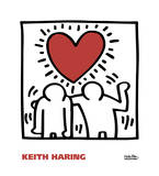 Pop Shop Poster by Keith Haring
