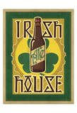 Irish Ale House Poster by  Anderson Design Group