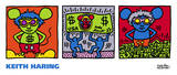 Keith Haring - Andy Mouse, 1986 Reprodukce