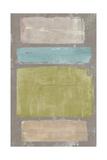 Panelled Colors II Prints by Jennifer Goldberger