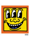Pop Shop Affiche par Keith Haring