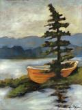 Maine Escape I Giclee-tryk i høj kvalitet af Jennifer Goldberger