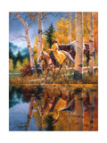 When all that Glitters Premium Giclee Print by Jack Sorenson