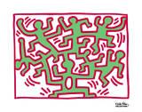 Pop Shop Affiches par Keith Haring