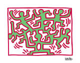 Pop Shop Láminas por Keith Haring