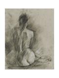 Charcoal Figure Study I Prints by Ethan Harper