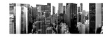 Panorama of NYC VII Art by Jeff Pica