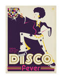 Disco Prints by  Anderson Design Group