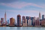 Manhattan, New York City. Fotografisk trykk av  rudi1976