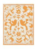 Spring Otomi IV Prints by Chariklia Zarris