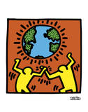 Pop Shop Posters por Keith Haring