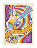 Peace Convoy Print by  Anderson Design Group
