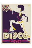 Disco Posters by  Anderson Design Group