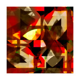Burn Abstract 3 Premium Giclee Print by Amy Lighthall