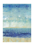Beach Horizon I Premium Giclee Print by Tim O'toole