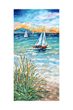 Wind in My Sail I Prints by Carolee Vitaletti