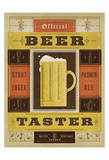 Official Beer Taster Prints by  Anderson Design Group
