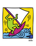 Pop Shop Posters by Keith Haring