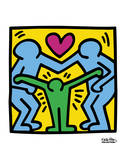 Pop Shop Póster por Keith Haring