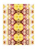 Watercolor Quilt V Prints by Jennifer Goldberger
