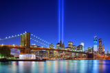 New York City's Tribute in Light September 11Th Memorial. Poster by  SeanPavonePhoto