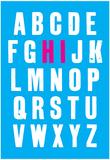 Friendly Letters Prints