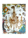 Rust Chandelier Prints by Kent Youngstrom