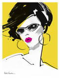 Sunglasses Posters by Aasha Ramdeen