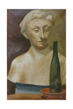 Portrait of a Lady from Antiquity, 1990 Giclee Print by Terry Scales