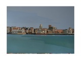 Old Portsmouth, 2010 Giclee Print by Piers Ottey