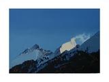 Evening, Cervo, Zermatt, 2010 Giclee Print by Piers Ottey