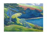 Helford Passage, Cornwall Giclee Print by Cristiana Angelini