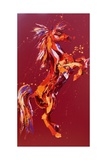 Fantasia Giclee Print by Penny Warden